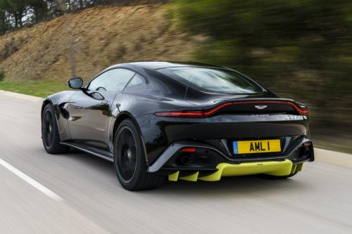 Aston Martin V8 Vantage AML 1 - Portugal