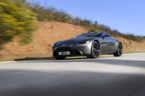 Aston Martin V8 Vantage AMV 8 - Portugal