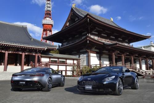 DB11 in Japan 05
