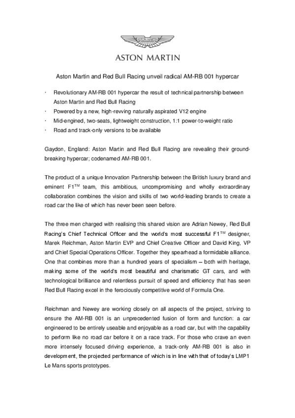 Aston Martin AM-RB 001 Press Release.pdf