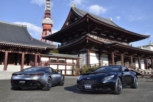 DB11 in Japan 04
