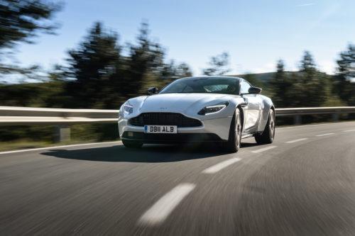 Aston Martin V8 powered DB11 1-JPG