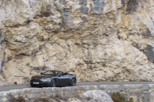 Aston Martin Volante V8 DB11 ALD