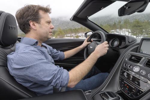 Ben Barry AM DB11 Volante