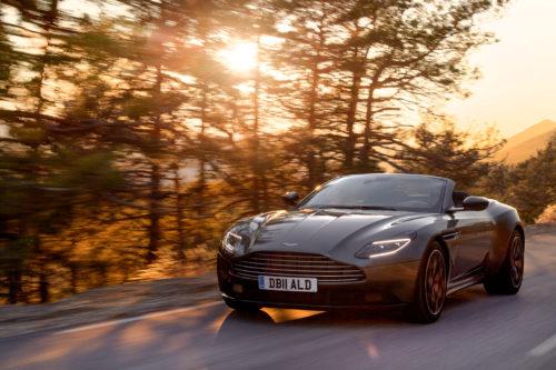 Aston MartinGeneva 2018DB11 Volante