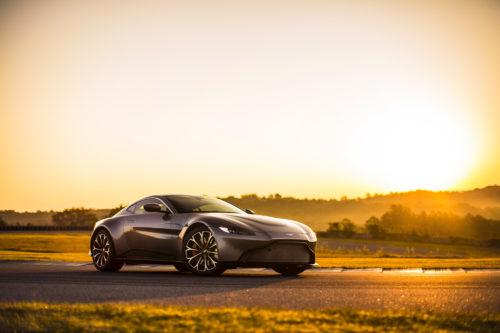 Aston MartinGeneva 2018Vantage