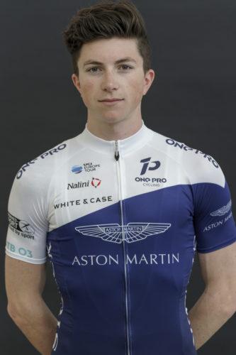ONE PRO CyclingAston Martin Tom Baylis