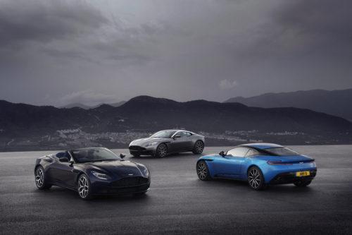 Aston MartinGeneva 2018DB11 Family