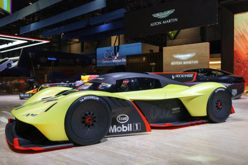 Geneva Motor Show - Valkyrie AMR Pro