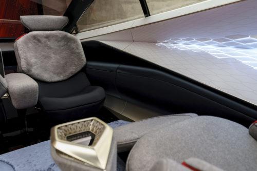 Geneva Motor Show - Lagonda Vision Concept