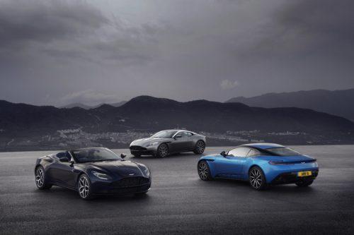 Aston Martin DB11 Range