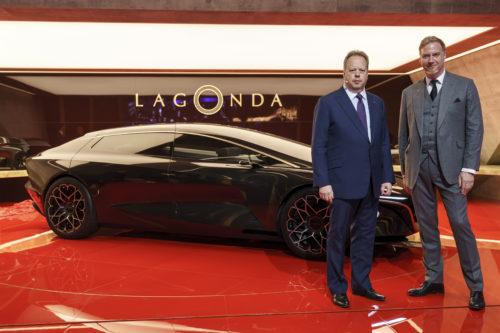 Geneva Motor Show Stand