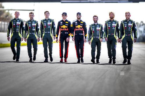 Aston Martin Red Bull Racing Aston Martin Racing WEC Drivers