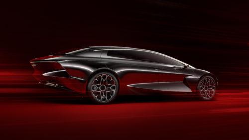 Lagonda Vision Concept Exterior