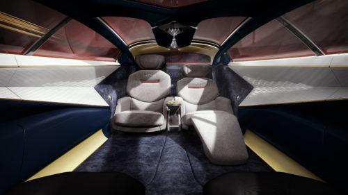 Lagonda Vision Concept Interior