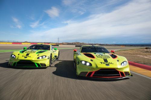 Aston Martin Vantage GTE Tag Heuer