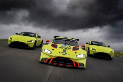 Aston Martin Racing Vantage GTE Aston Martin Vantage