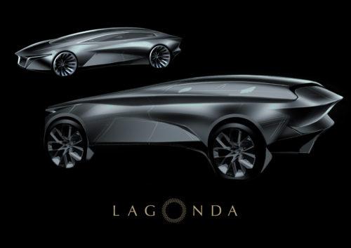 Lagonda SUV