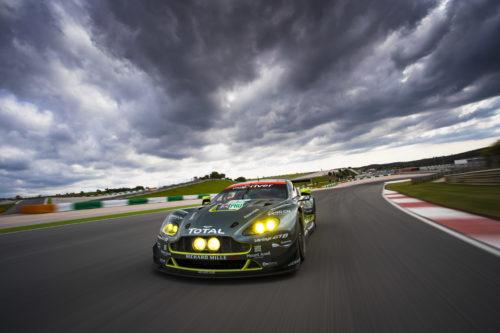 V8 Vantage GTE