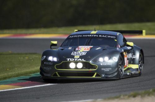 #98 V8 Vantage GTE - GTE Am
