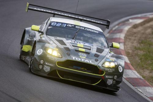 Nurburgring Qualification