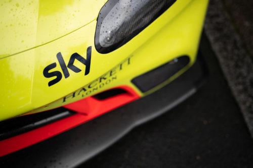 Sky branding – Vantage GTE 2-jpg