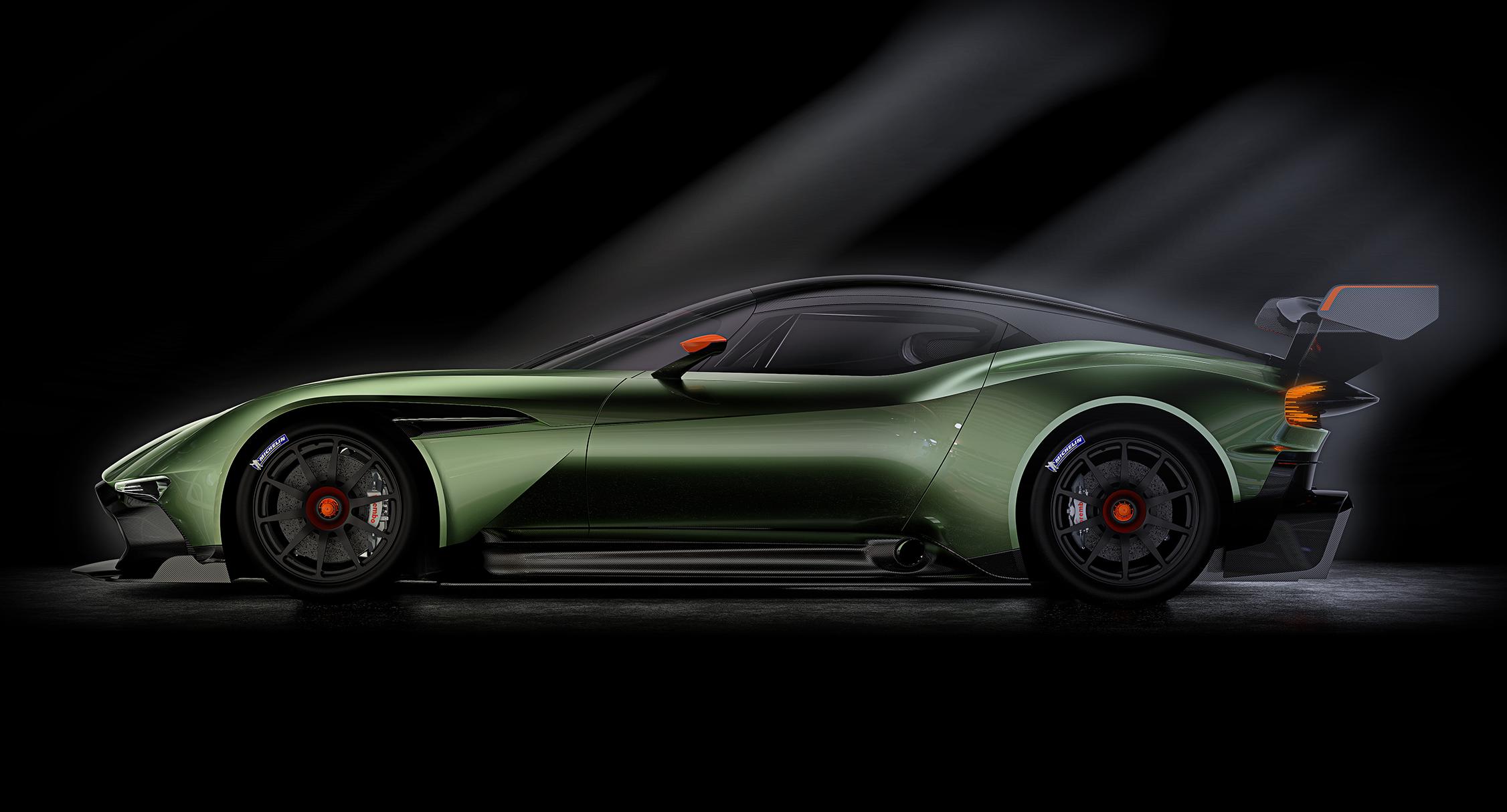 Aston Martin Vulcan Aston Martin Pressroom