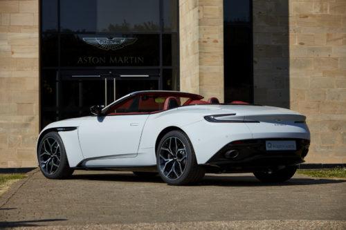 Q by Aston MartinHenley Royal Regata DB11 Volante02-jpg
