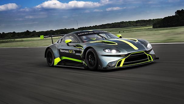 New Aston Martin Vantage Gt3 And Gt4 Makes Public Debut At Le Mans Aston Martin Pressroom