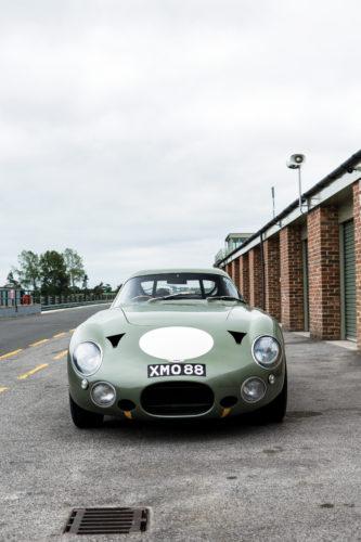 1963 Aston Martin DP215 Grand Touring Competition PrototypeSimon Clay 2018 Courtesy of RM Sothebys
