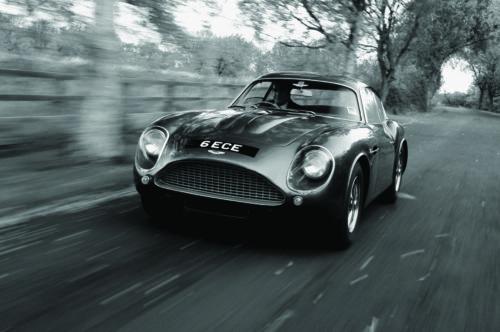 DB4 GT Zagato Continuation