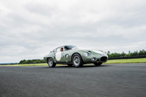 1963 Aston Martin DP215 Grand Touring Competition PrototypeSimon Clay 2018 Courtesy of RM Sothebys1