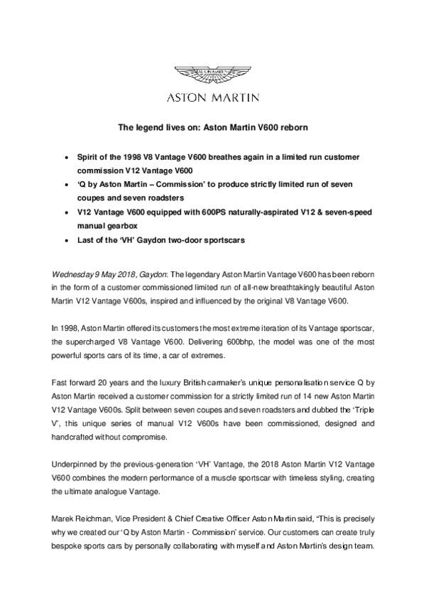 V12 Vantage V600-pdf