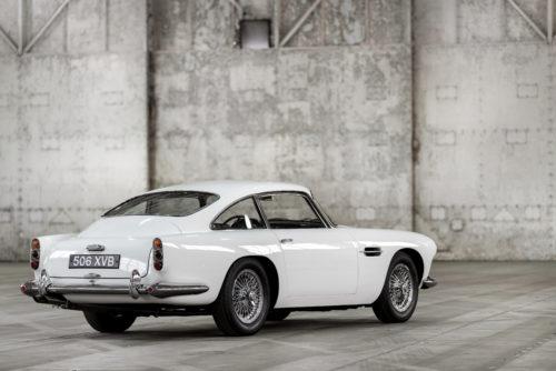1958 - 1963 DB4