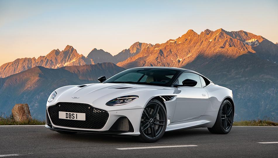 Dbs Superleggera Aston Martin Pressroom