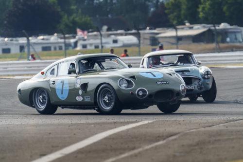 Aston Martin Heritage Racing