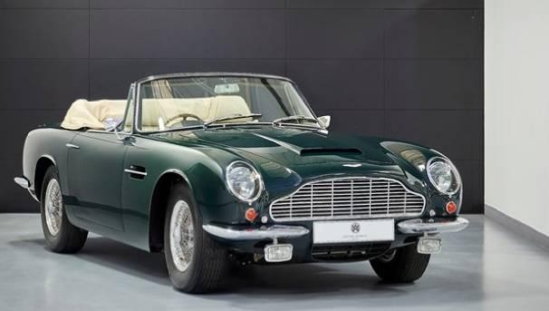 Aston Martin Stars At The London Classic Car Show Aston Martin Pressroom