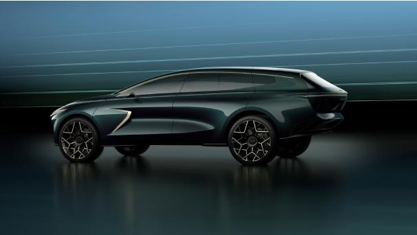 Lagonda Präsentiert Den Luxus Suv Der Zukunft Aston Martin Pressroom