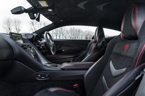 Aston Martin Dbs Superleggera Tag Heuer Edition Aston Martin Pressroom