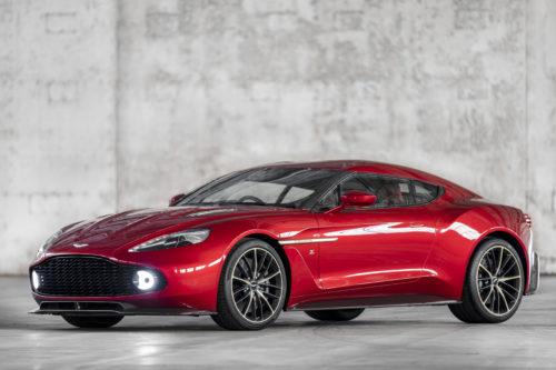 Aston Martin Vanquish Zagato Coupe Aston Martin Pressroom