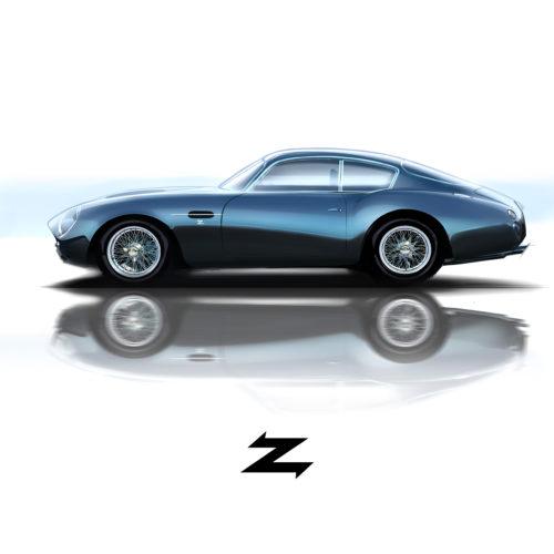 DB4 GT Zagato Continuation-jpg