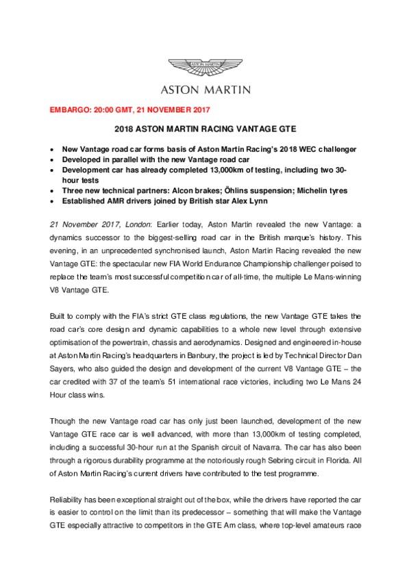 2018 ASTON MARTIN RACING VANTAGE GTE FINAL-pdf