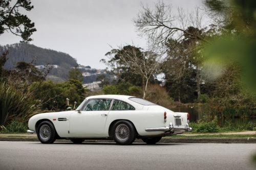 1964 Aston Martin DB5 – Monterey 2019 – David Bush c 2019 Courtesy of RM Sothebys 2-jpg