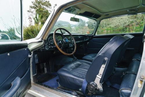 1964 Aston Martin DB5 – Monterey 2019 – David Bush c 2019 Courtesy of RM Sothebys 4-jpg