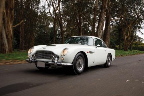 1964 Aston Martin DB5 – Monterey 2019 – David Bush c 2019 Courtesy of RM Sothebys-jpg