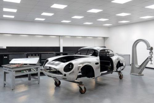 DB4 GT Zagato Production01-jpg