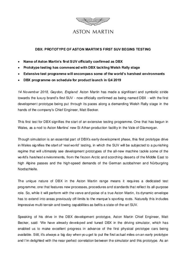 DBX PROTOTYPE OF ASTON MARTINS FIRST SUV BEGINS TESTING-pdf