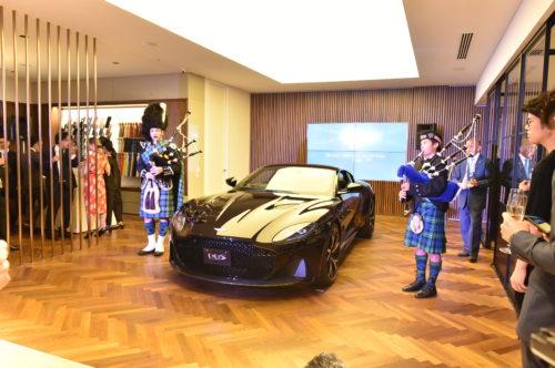 Grand Opening of Aston Martin Kobe 32-JPG