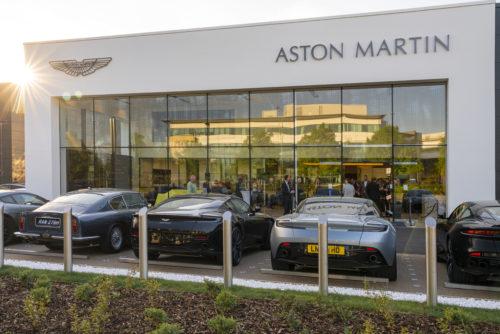 Aston Martin Hatfield 01