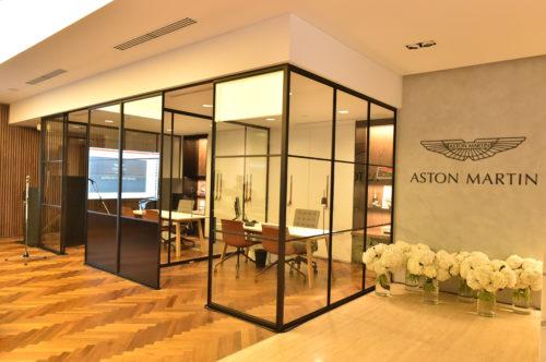 Grand Opening of Aston Martin Kobe 8-JPG